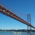 Primeira ponte sobre o Tejo