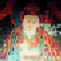 Mosaicos de Buda