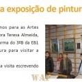 PINCELADAS POÉTICAS  de Teresa Almeida