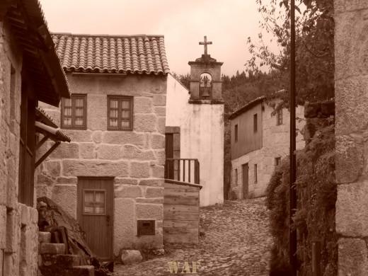 Aldeia Medieval em Póvoa Dão