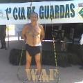 Foto minha do dia do Soldado/Parque da Redençao/Poa onde caminho!