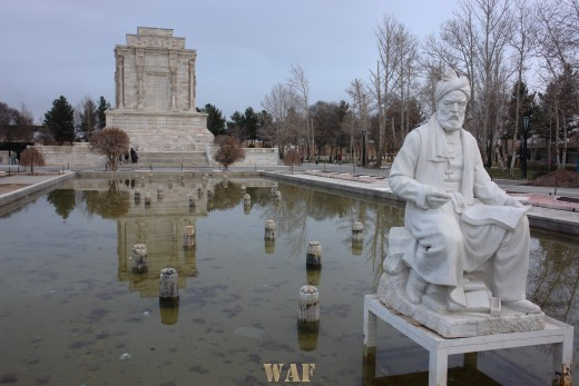 Tomb of Ferdowsi 5 (Iran)