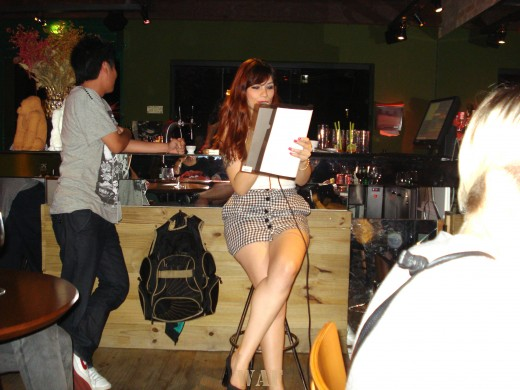 Sarau no Gorila Café, 22/03/2011
