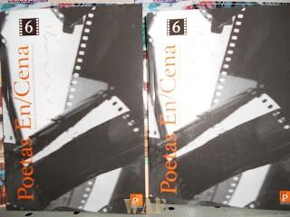 Coletânea POETAS EN/CENA 6, Edicao BELÔ POETICO 2012, Direcao Rogério Salgado e Virgilene Araújo, de Belo Horizonte - Mg.