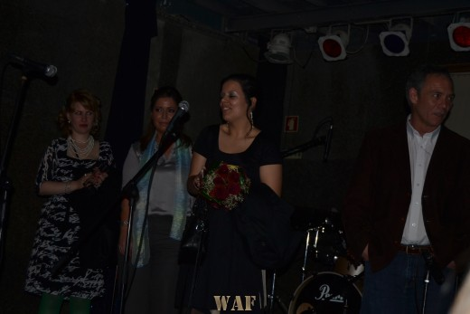 Marta Pinto, Isabel Andrade, Joana Dias e Miguel Mancellos
