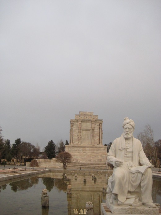 Tomb of Ferdowsi 3 (Iran)
