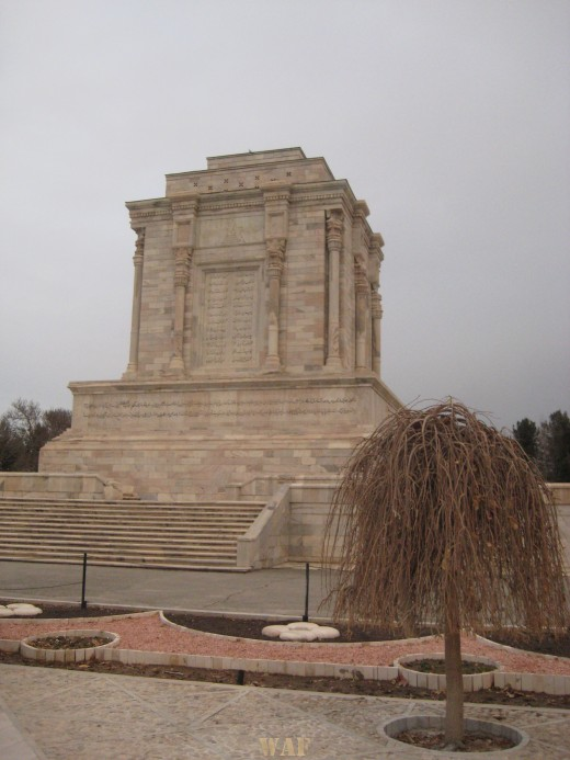 Tomb of Ferdowsi 4 (Iran)