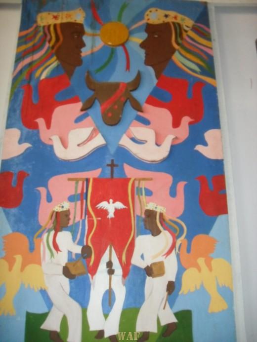 Arte Folclórica -Catopês
