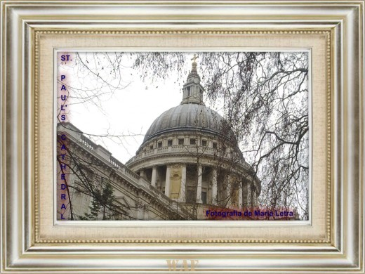 1. LONDON - ST. PAUL'S CATHEDRAL