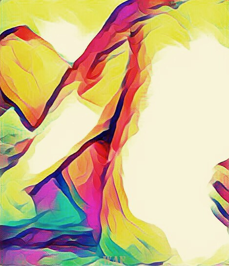 Suavidad colorida