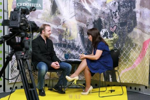 Entrevista de Ex-Ricardo ao programa de TV Travessa de Cedofeita