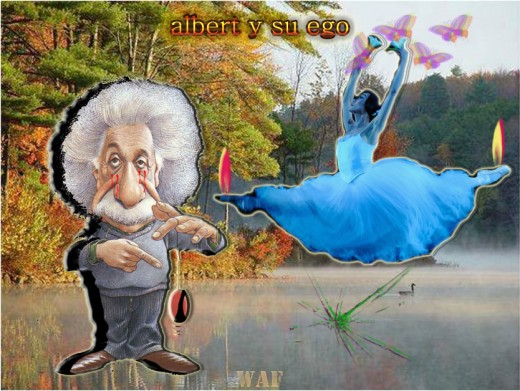 ALBERT Y SU EGO