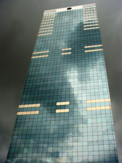 Modern Bruxelles high rise
