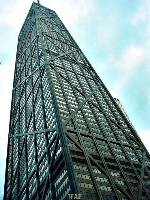 the John Hancock Building (Chicago, IL)