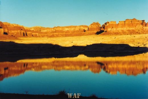 National Park Water (Utah 1998)