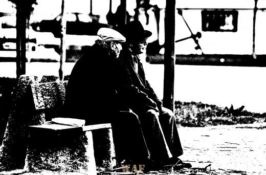 A Idade da partilha