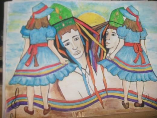 Catopês e Pastorinhas-MontesClareart II